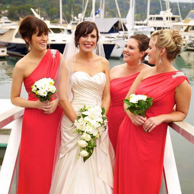 bridesmaids makeup styles