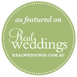 As featured on real weddings for bridal makeup