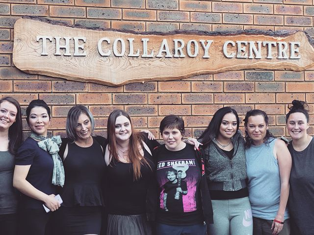 Today I donate my time and skills to meet  some gorgeous ladies, some young Mums and single Mums... @thecollaroycentre has a two day course they have attended to help with some life skills and giving them a break and help with their little ones as well. It's nice to give back sometimes! #goodcause #helpingothers #haircuts #styles #makeup #volenteer #volenteering #giveback #giveanddontexpecttoreceive #fromtheheart #mobilesalon #mobilehairdresser #mobilemakeupartist