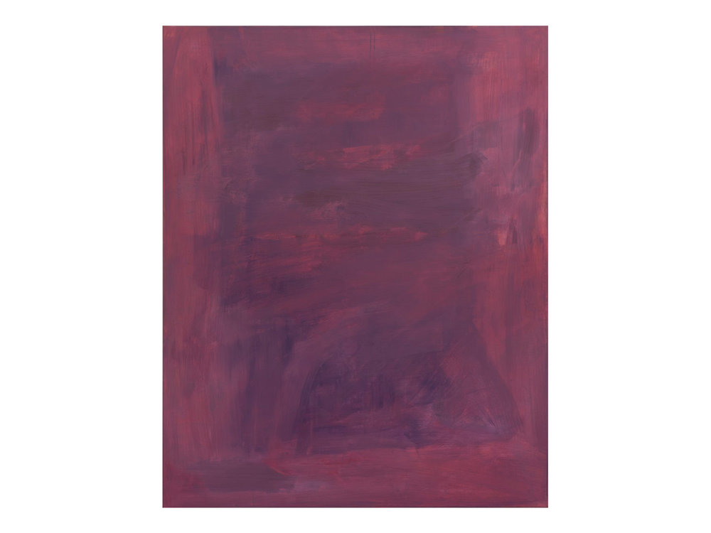Jordan Spedding   Pink/Purple , 2015 oil on canvas 150 x 120cm   ARTIST BIO