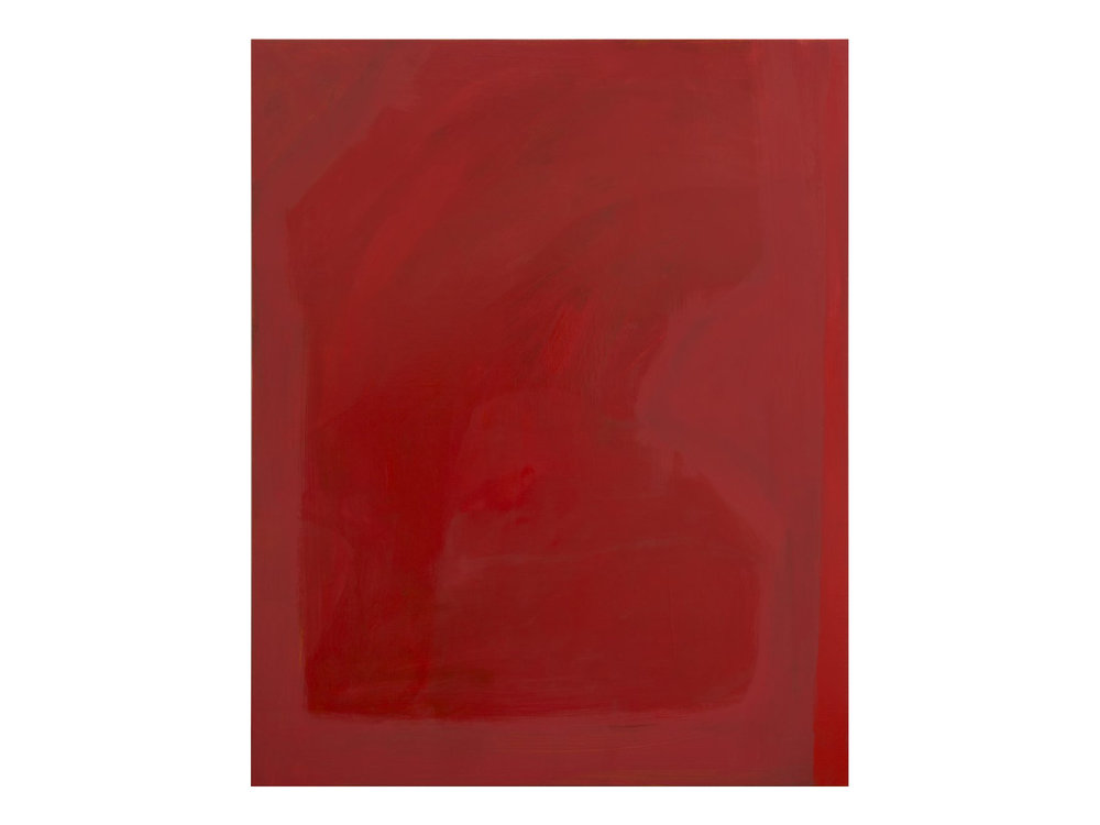 Jordan Spedding   Red , 2015 oil on canvas, 150 x 120cm   ARTIST BIO