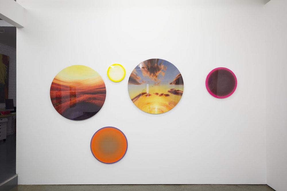 Giles Alexander  Portal  Installation Image   ARTIST BIO
