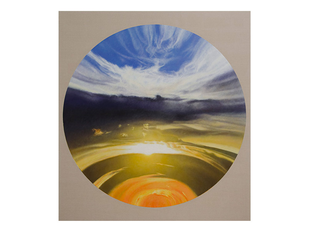 """Giles Alexander   """"The Sun is the same in a relative way, but you're older""""   ARTIST BIO"""