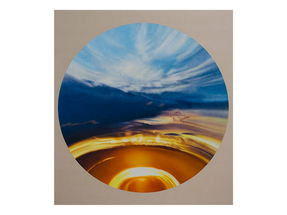 """Giles Alexander   """"he Sun is the same in a relative way, but you're older""""   ARTIST BIO"""