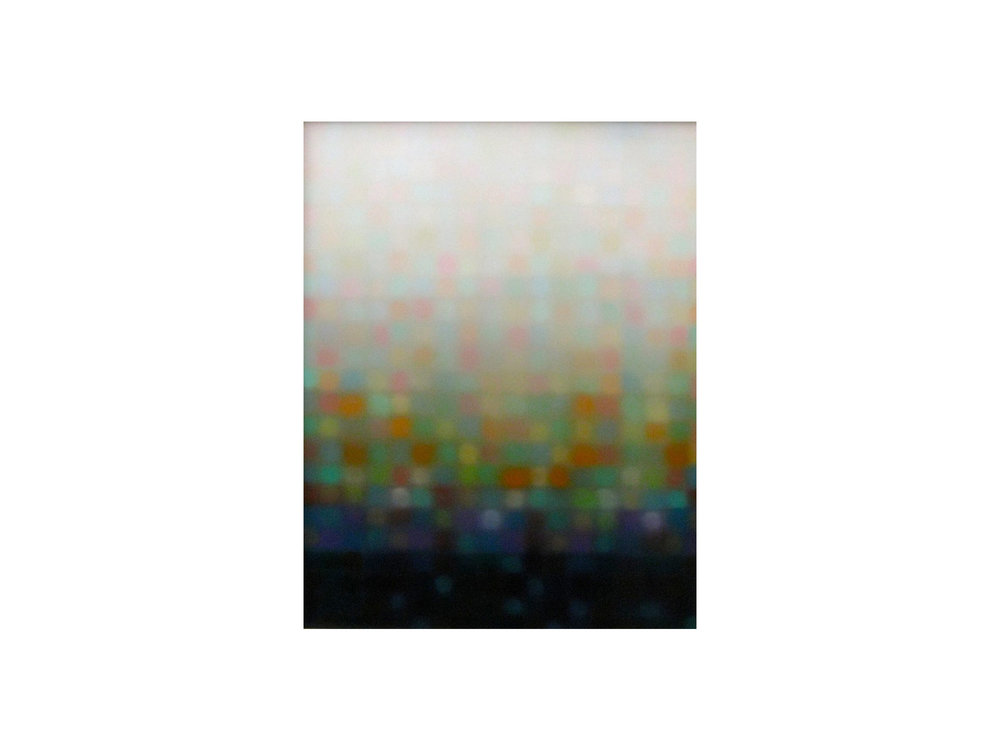 "Matthew Johnson   ""Candescence I"", 2014 Oil on linen 900 x 700 mm   ARTIST BIO"