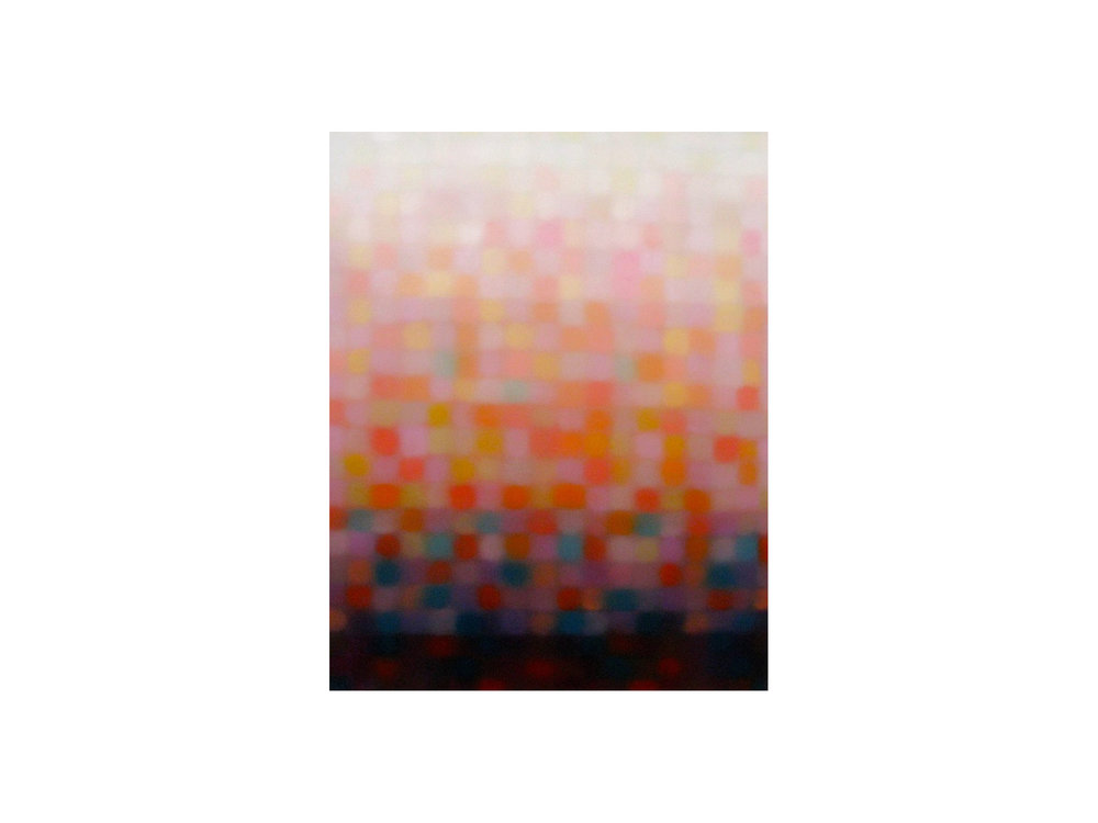 Matthew Johnson   Candescence II, 2014 Oil on linen 900 x 700 mm   ARTIST BIO