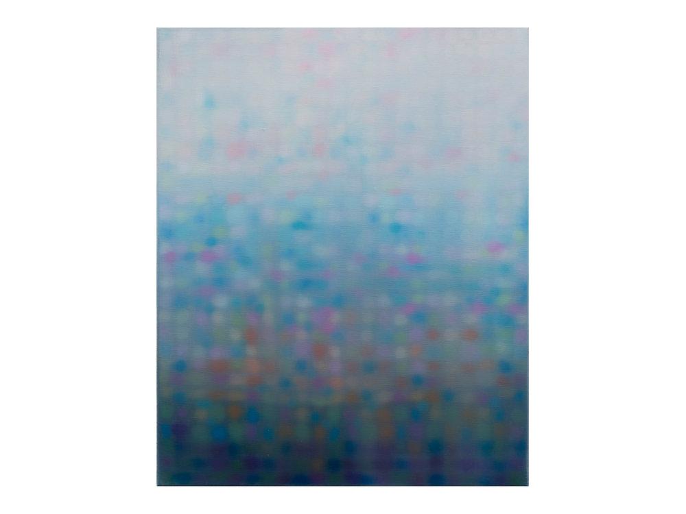 "Matthew Johnson   ""Light Diminishment I oil on linen 560 x 450 mm   ARTIST BIO"