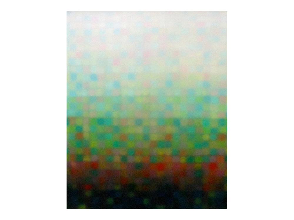 "Matthew Johnson    ""Light Verdant"", 2014  Oil on linen 1100 x 900 mm   ARTIST BIO"