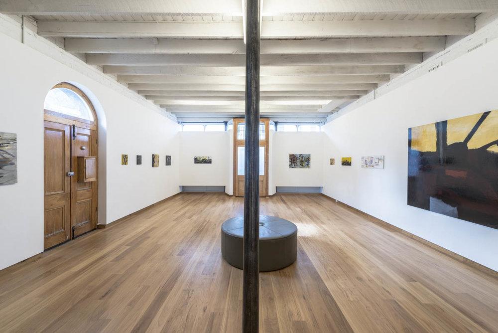 James Claydon   Recent Paintings & Sculptures 2016  ARTIST BIO