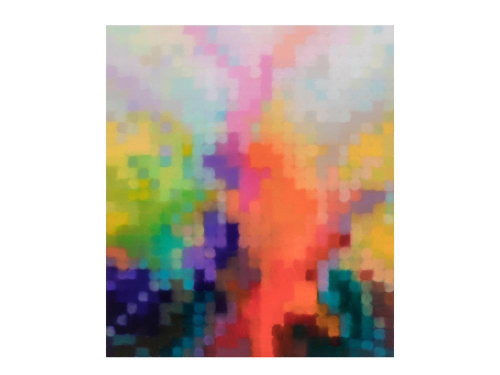 Matthew Johnson   Ara III , 2017 oil on linen 150 x 130cm   ARTIST BIO