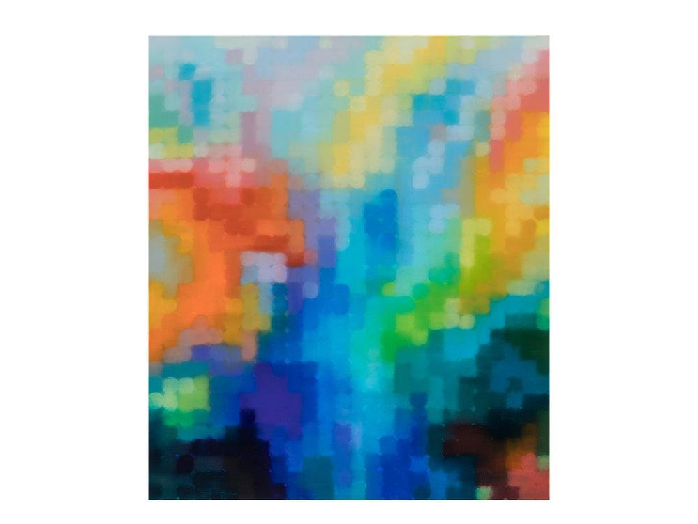 Matthew Johnson   Sylph , 2017 oil on linen 150 x 130cm   ARTIST BIO