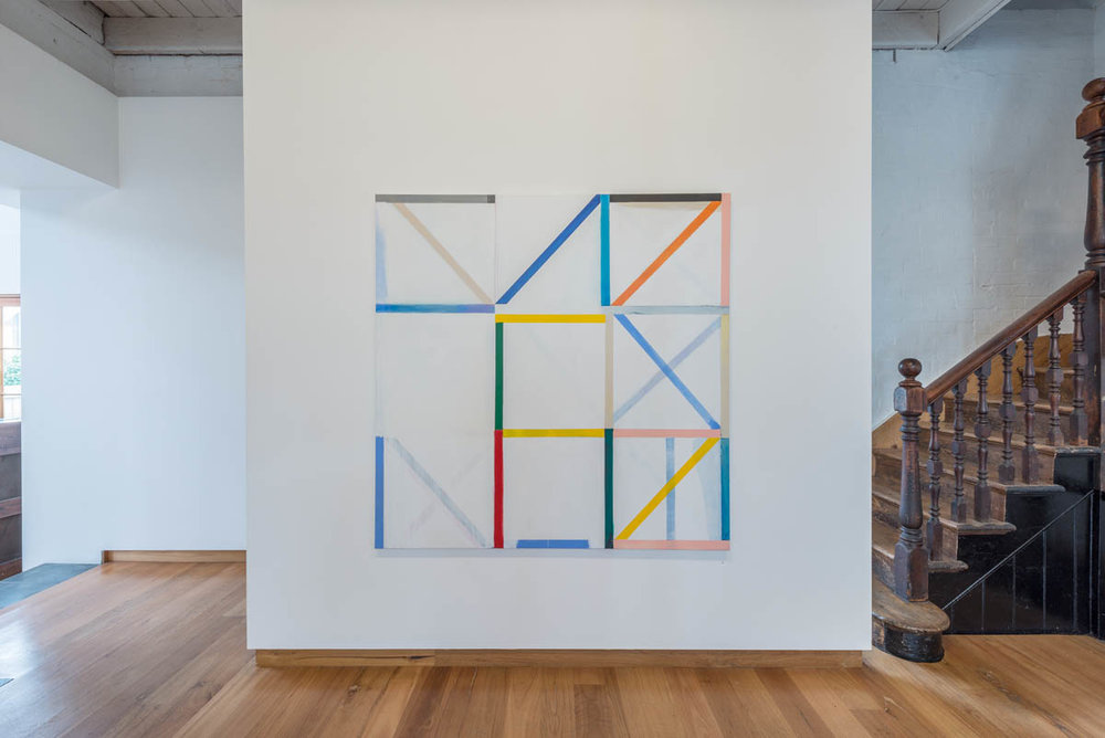Antonia Sellbach  New works 2018   ARTIST BIO