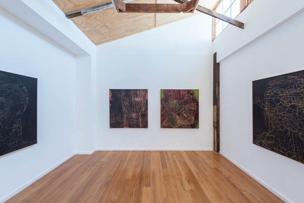 Robert Doble  Palimpsest 2018   ARTIST BIO