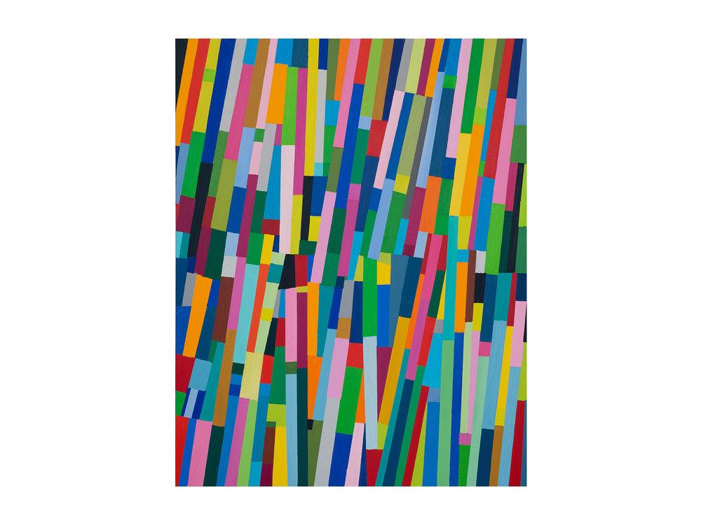 Melinda Harper   Untitled , 2018 oil on canvas 152 x 121.5cm   ARTIST BIO