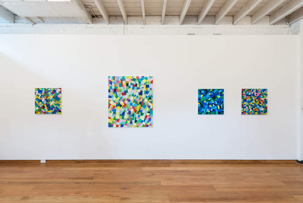 Melinda Harper  New Painting 2018   ARTIST BIO