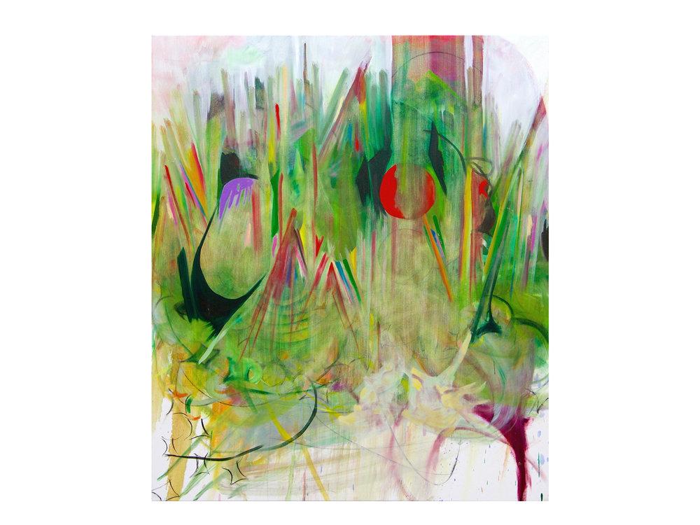 Georgia Biggs   Untitled,  2017 oil on canvas 198 x 170cm   ARTIST BIO