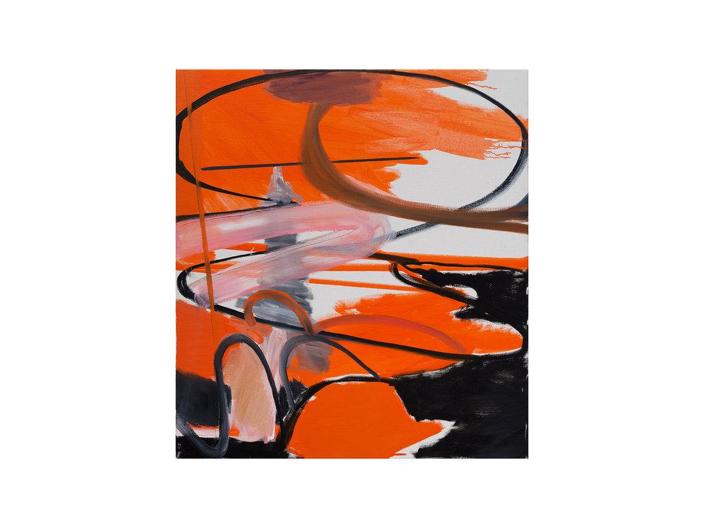 Julia Powles   Rani's Dream,  2018 oil on linen 103 x 91cm   ARTIST BIO