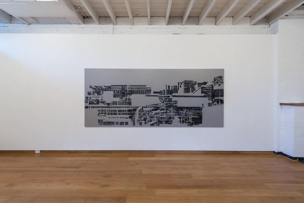 Louise Forthun  Zinc 2018   ARTIST BIO