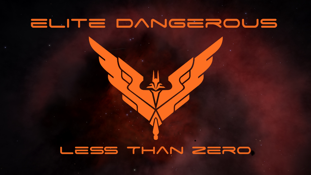 Elite Dangerous Less Than Zero
