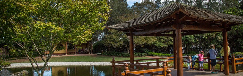 Master Gabriella recommends the Edogawa Commemorative Gardens