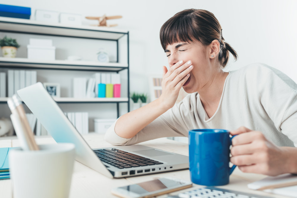 what a sleep deprived brain does for you at work and ways to improve your sleep