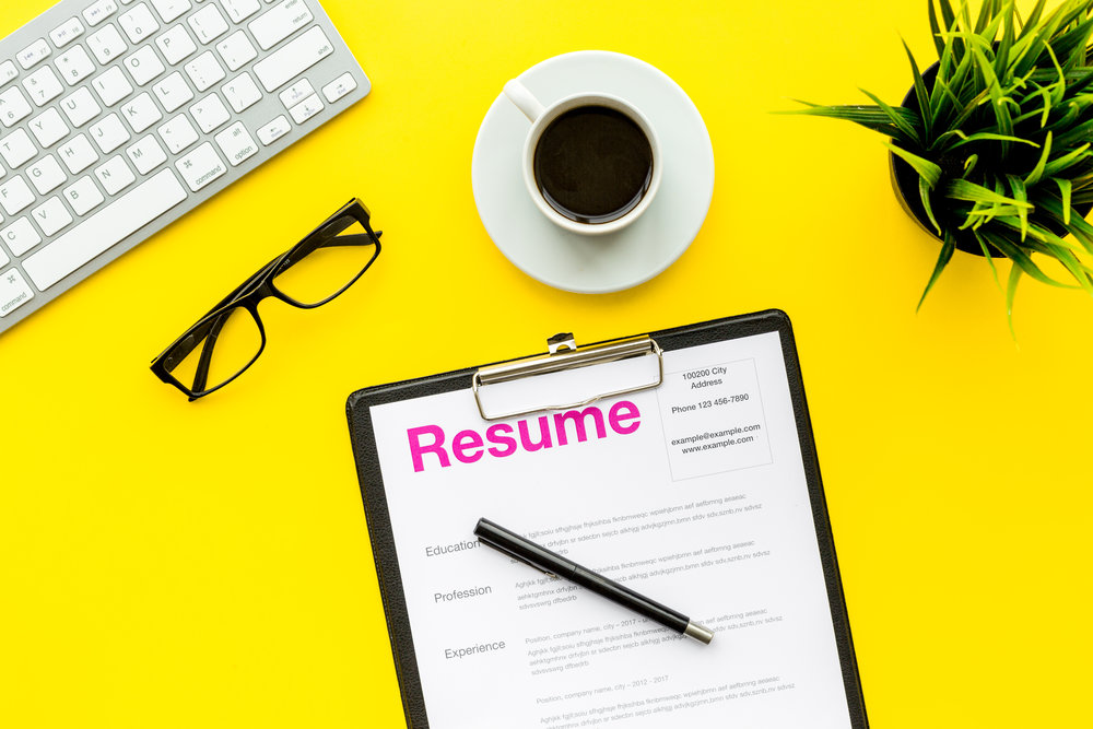 buzzwords recruiters hate on a resume