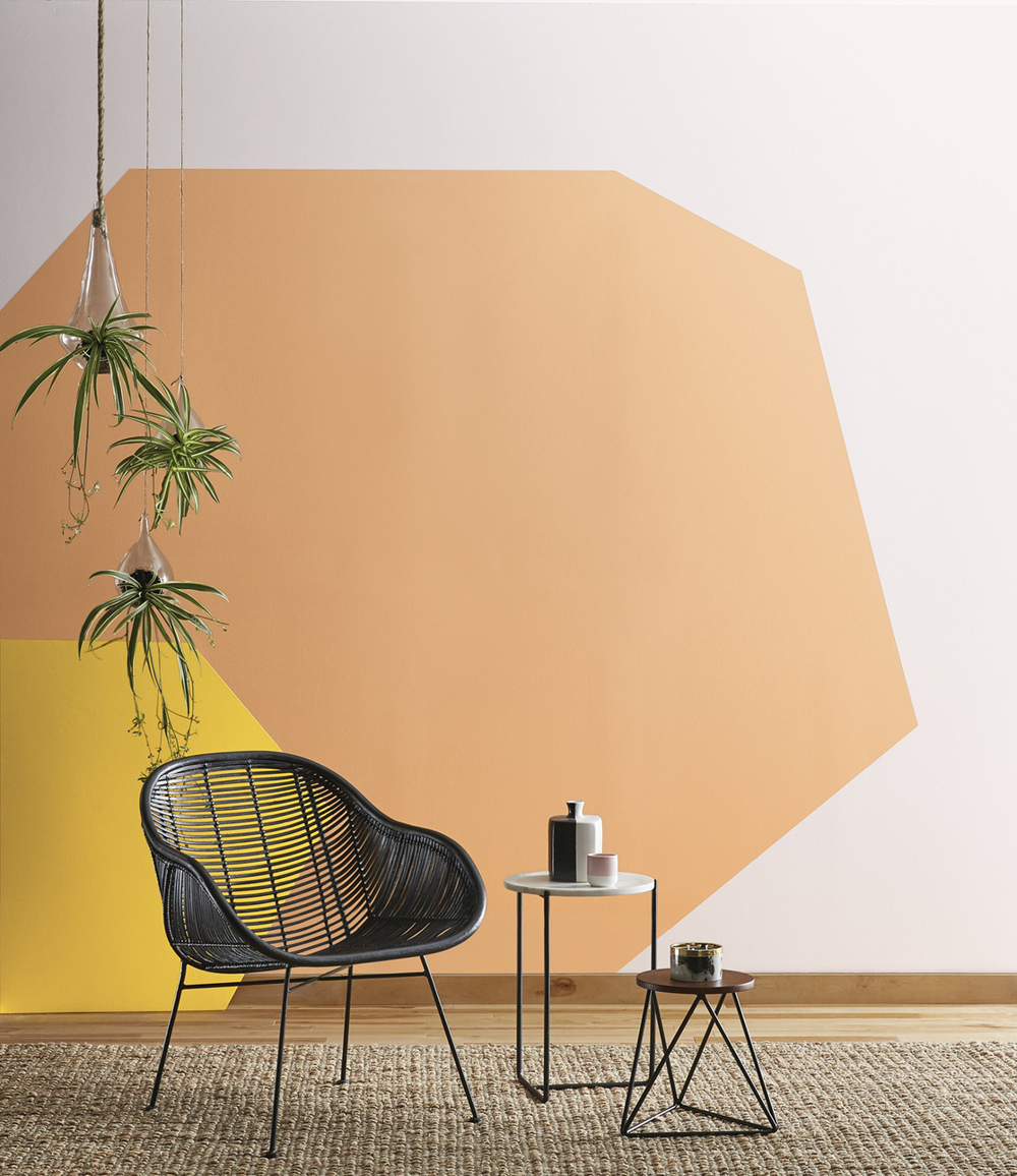 Colour blocking Walls — GarMac Studio