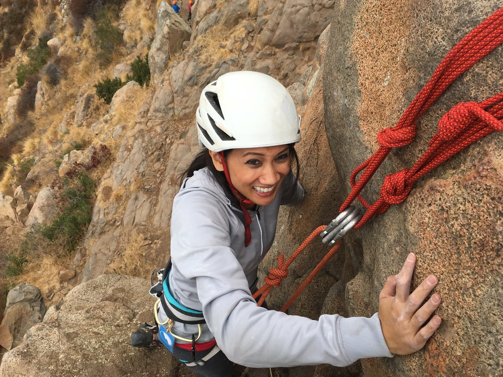 Mission Gorge Rock Climbing Review Golden State Guiding