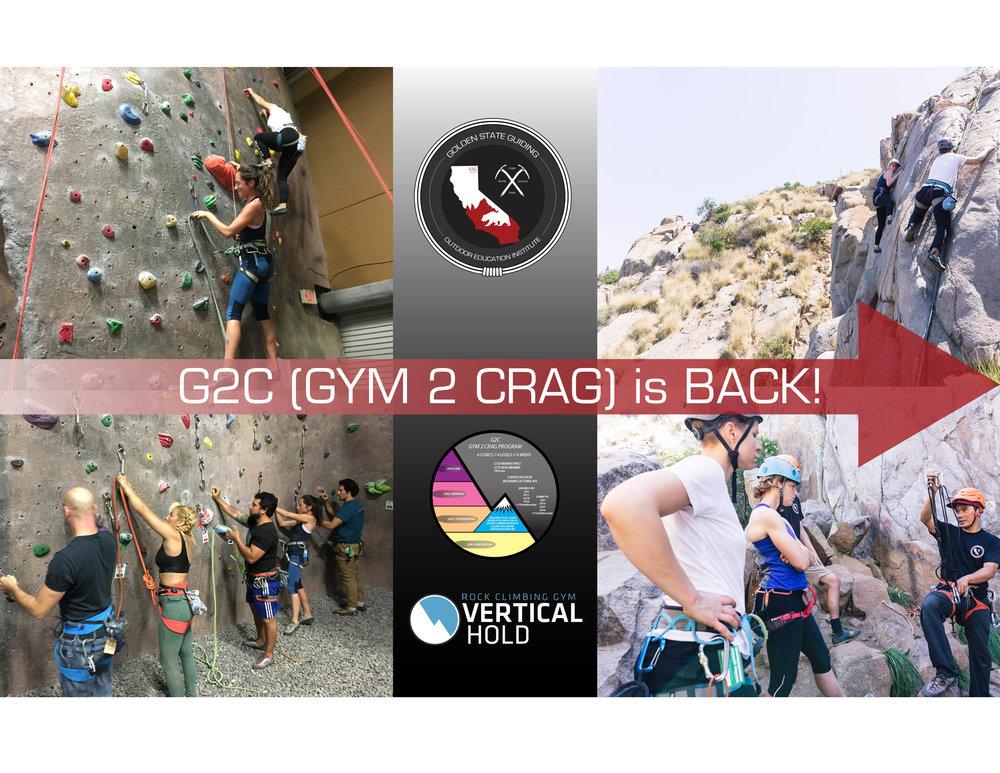 Gym 2 Crag