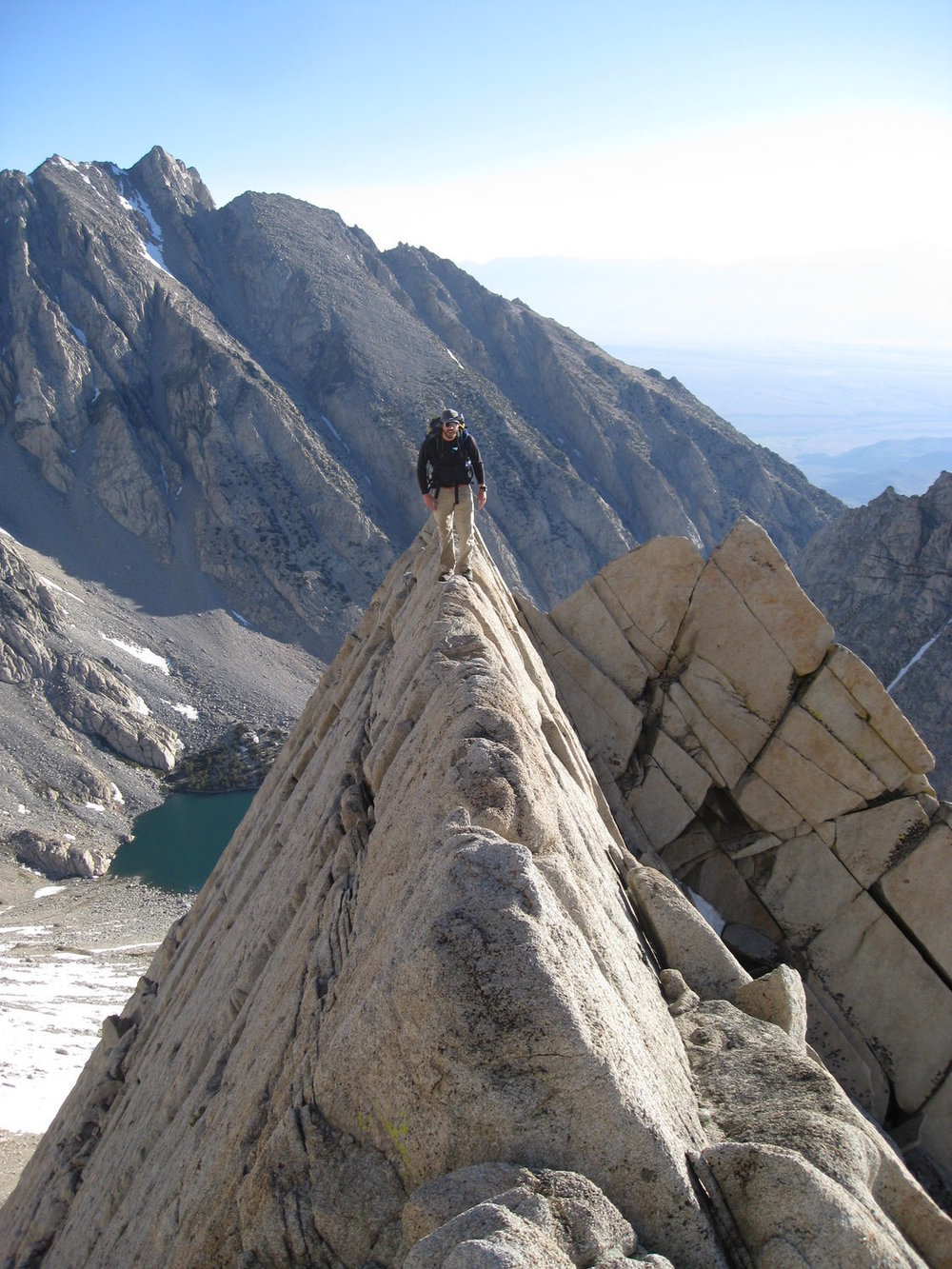Knife Edge Mt. Humphreys