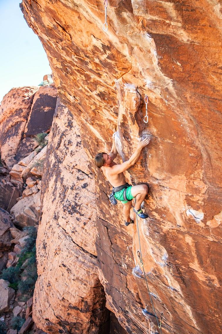 Red Rock Rock Climbing Las Vegas Nevada