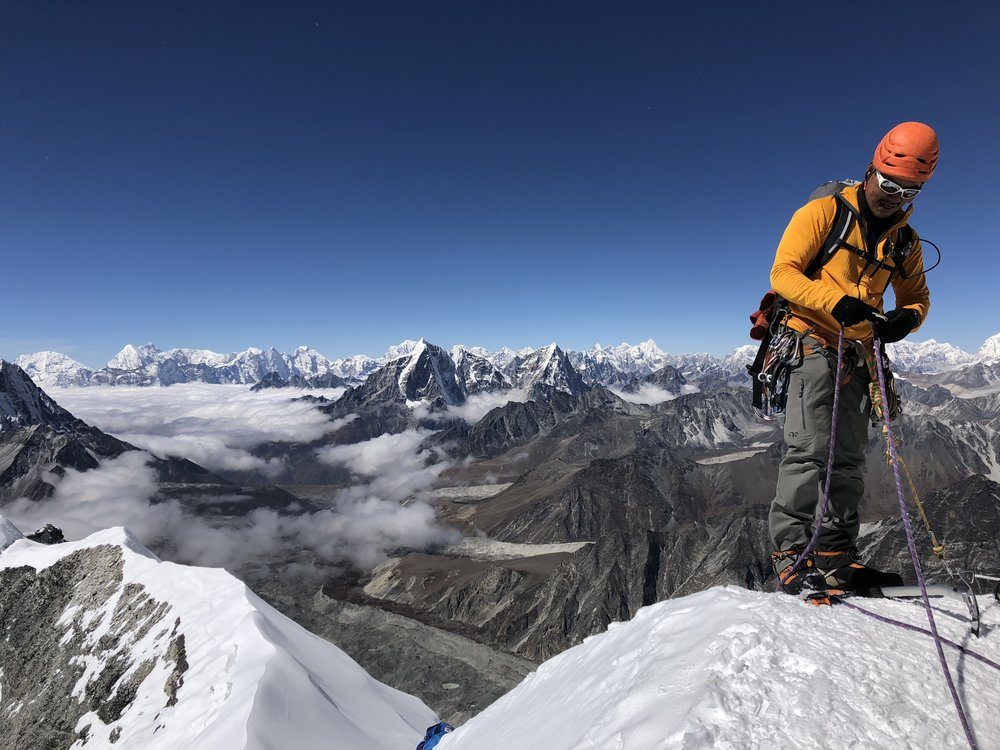Himalaya Climbing Eastern Nepal Ama Dablam