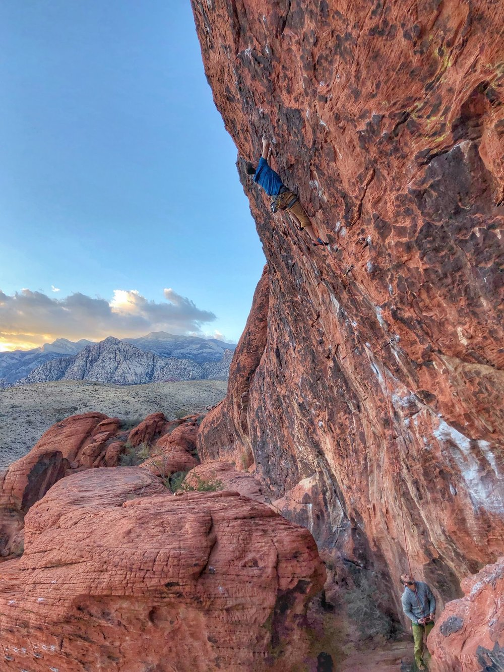"""Shane McNichol on """"The Gift"""" (12d) #50 of #50512's, Red Rock, NV"""