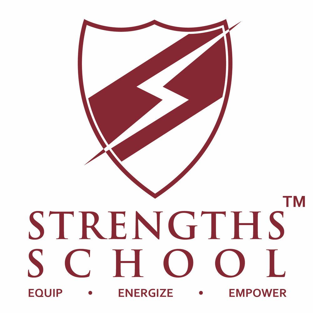 Strengths School Logo