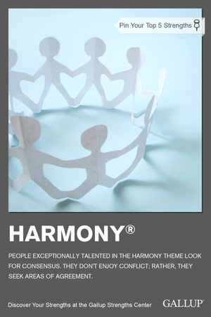 Harmony Talent Theme StrengthsFinder Singapore