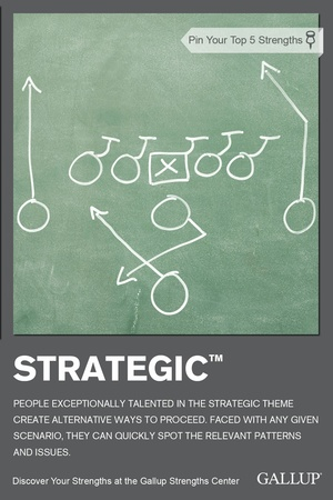 Strategic Talent Theme StrengthsFinder Singapore