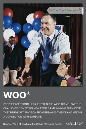 Woo Talent Theme StrengthsFinder Singapore
