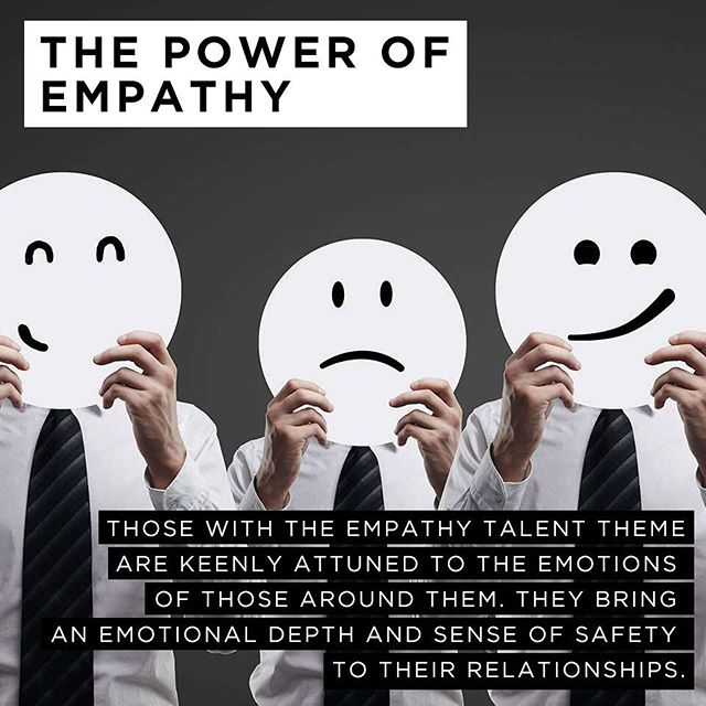 StrengthsFinder 'Empathy' vs 'Analytical': The Empathy and Analytical StrengthsFinder themes are what we call polar opposites. While the Empathy talent theme often makes decisions based on how they or others around them feel, the Analytical talent theme makes decisions based on logic and hard facts. Empathy moves primarily by intuition; Analytical moves primarily by data. Empathy brings up the unvoiced concerns of the heart; Analytical brings up the tough questions to dig for the root causes. Empathy builds trust through their ability to recognize and articulate complex emotions; Analytical builds trust through their objectivity in navigating conflicting sources of information. Empathy needs a positive emotional atmosphere to thrive; Analytical needs exact, well-researched data and patterns to flourish. . . . #gallup #strengthsfinder #cliftonstrengths #strengthsquest #empathy #analytical #themecontrast