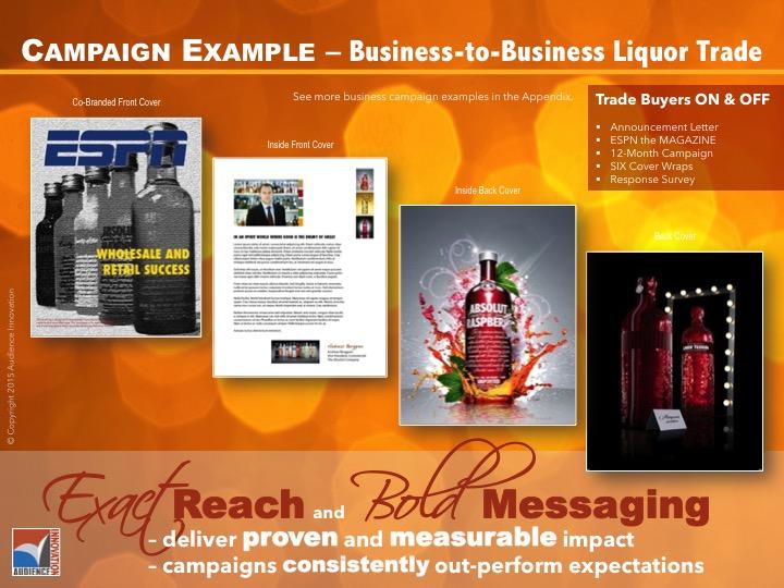 BUSINESS – Liquor Trade