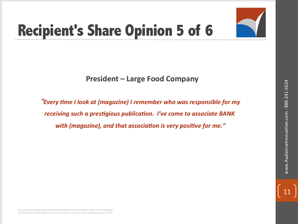 AUDIENCE INNOVATION - Precision Targeted Cover Wrap Marketing Campaigns, Banking Industry - Slide11.png