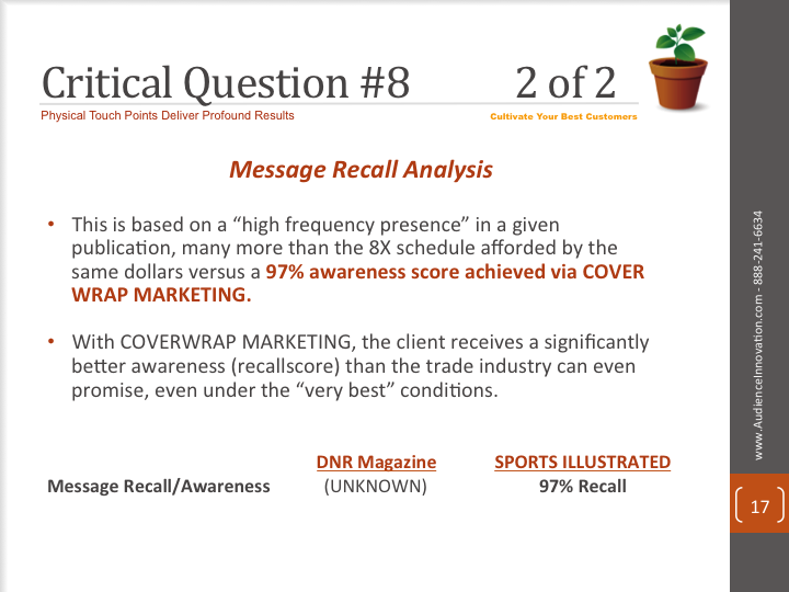 AUDIENCE INNOVATION - Precision Targeted Cover Wrap Marketing Campaigns, TRADE - Slide17.png