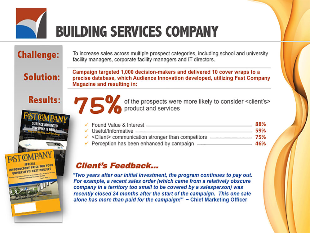 AUDIENCE INNOVATION - Case Study Vignettes - Magazine Cover Wrap Marketing - Slide02.png