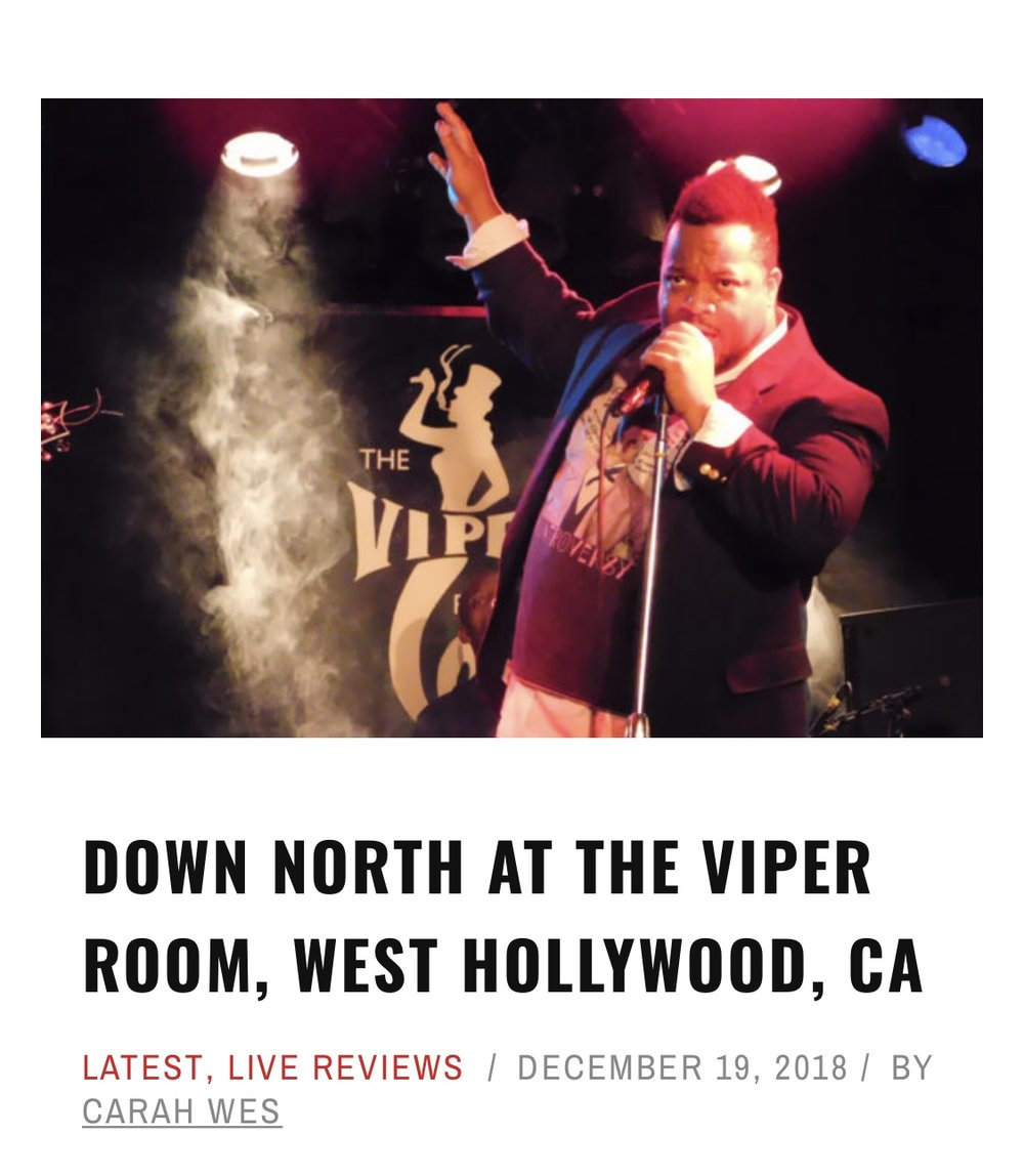 Down North @ The Viper Room