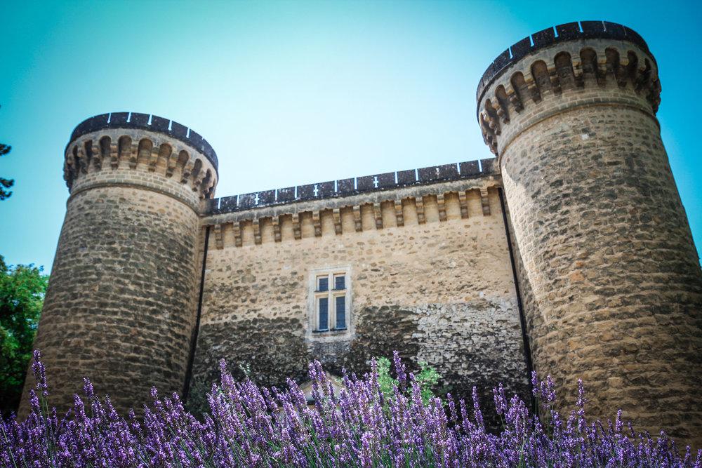 Kaseel - idyllische - château de massillan - Reizen met kinderen - Slapen in een kasteel