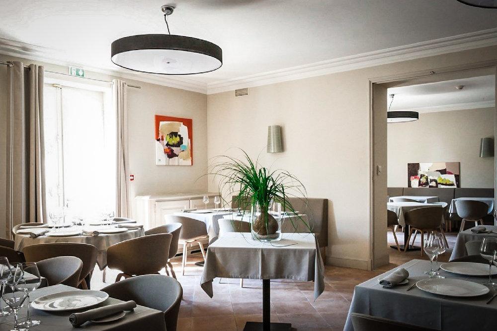 Restaurant - idyllische hotels - La bégude Saint Pierre - Reizen met kinderen