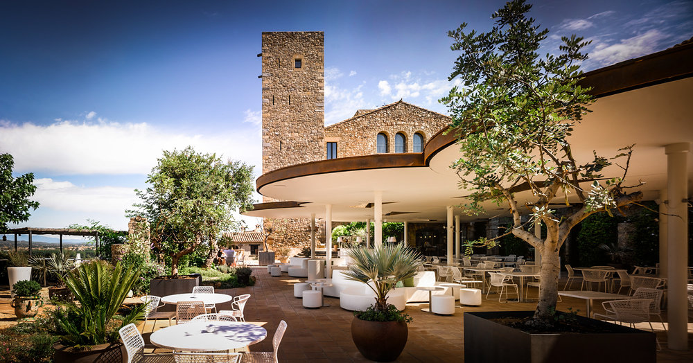 ontbijt - idyllische hotels - Castell d'Emporda - Reizen met kinderen