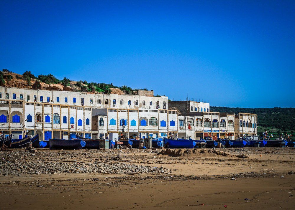 Taghazout - Marokko - Reizen met kinderen - haven strand.jpg