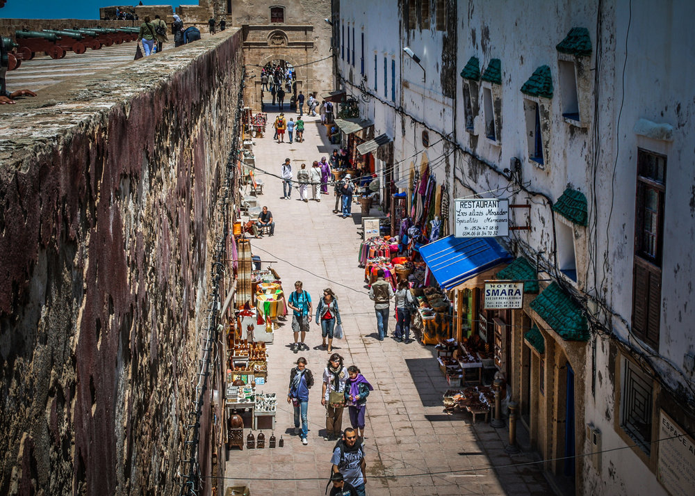 Taghazout - Marokko - Reizen met kinderen - Dorp.jpg