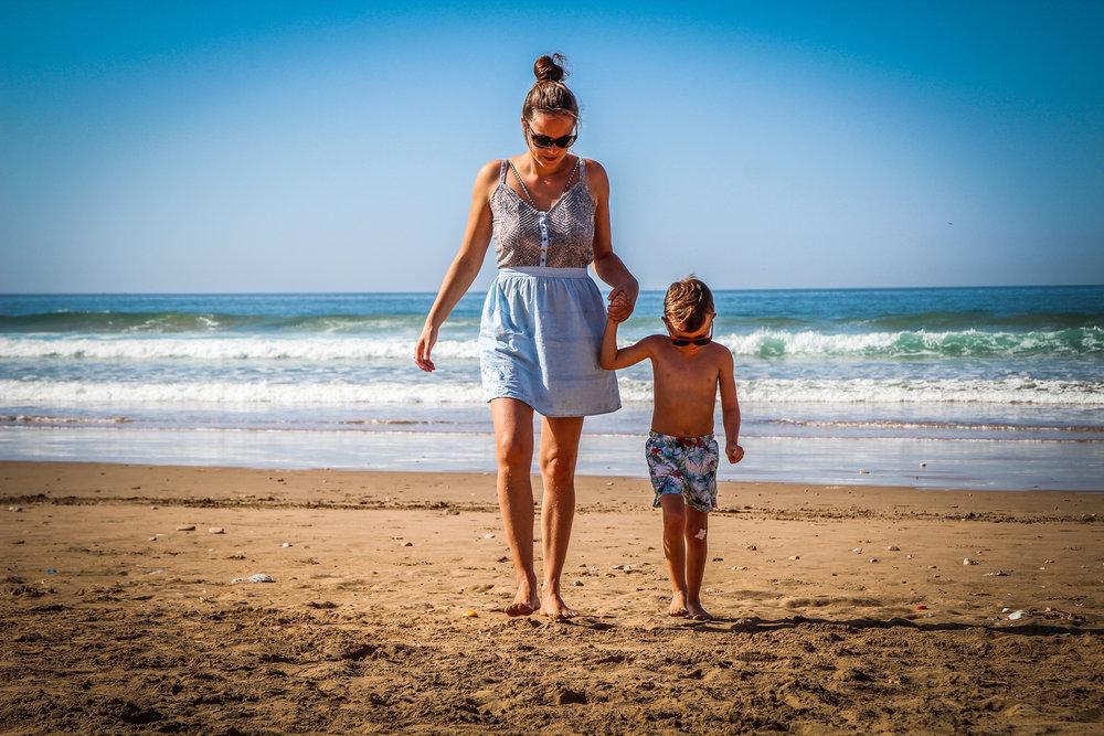 Hyatt Taghazout Bay - Reizen met kinderen - Strand.jpg