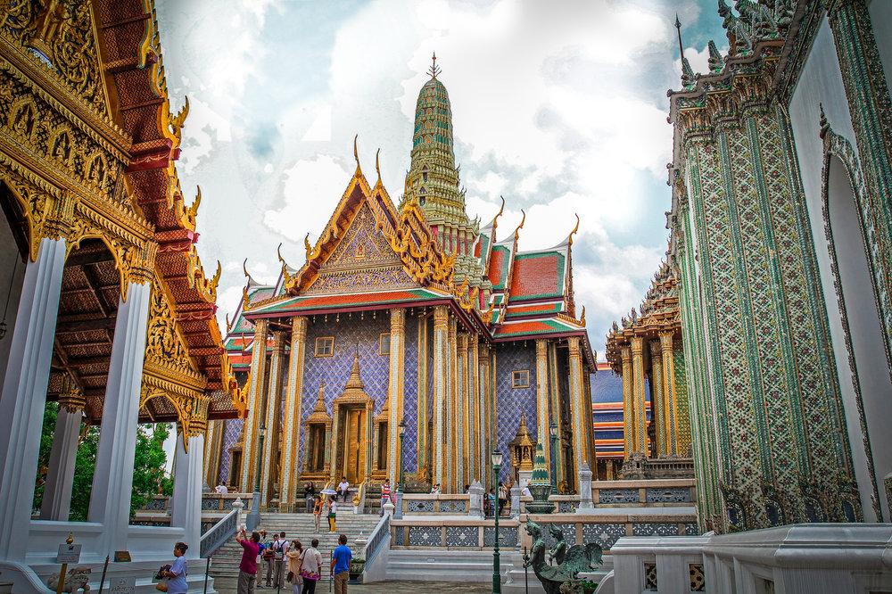 Reizen kinderen Thailand Bangkok Grand Palace1.jpg